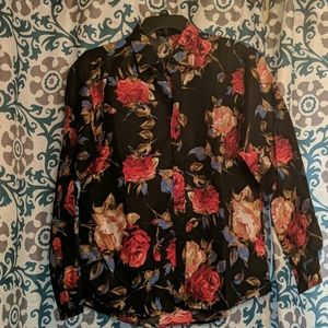 Other - Men's button up shirt NWOT